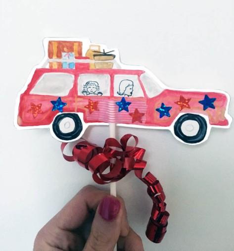 voiture blog